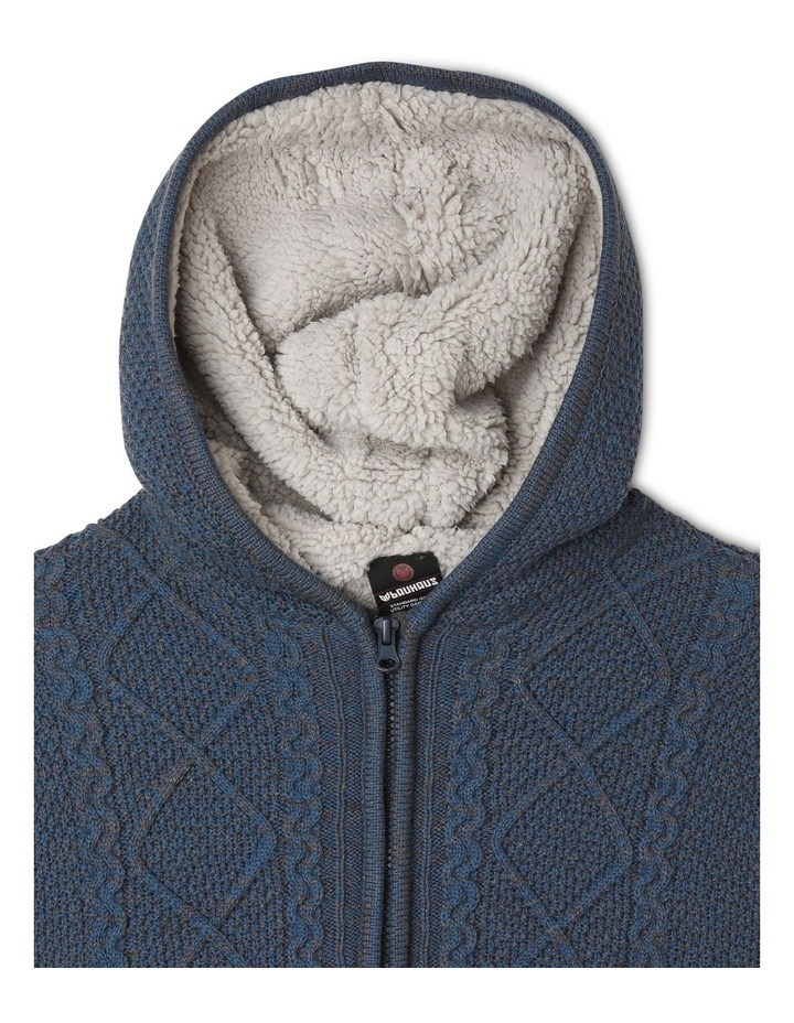 Sherpa Lined Sweater image 4
