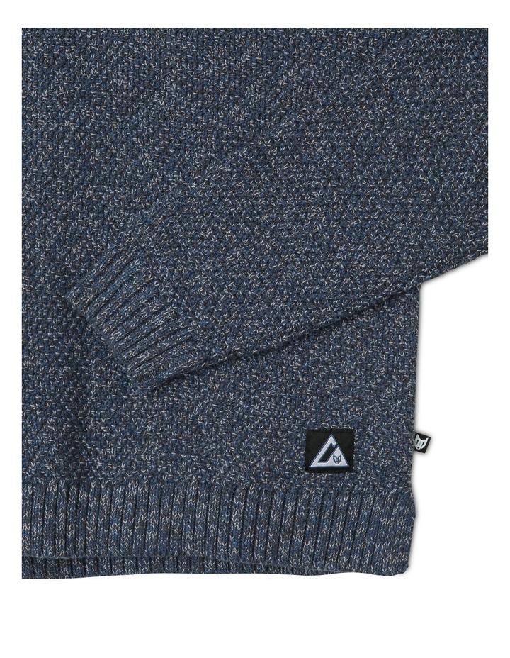 Hooded Knit Jumper image 2