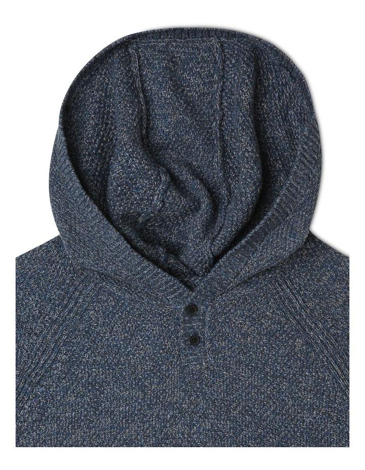 Hooded Knit Jumper image 3