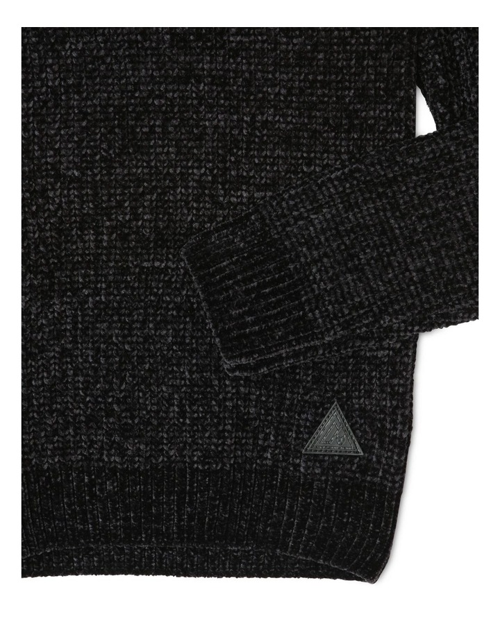 Chenille Knitted Jumper image 3