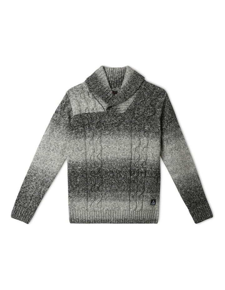 Shawl Collar Jumper image 1