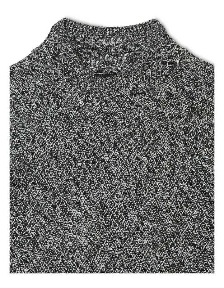 Cowl-Neck Knitted Jumper image 3