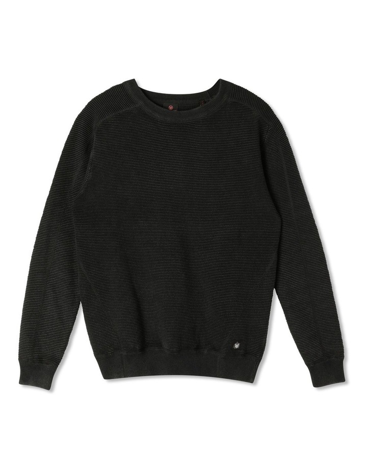 Knitted Ottoman Jumper image 1