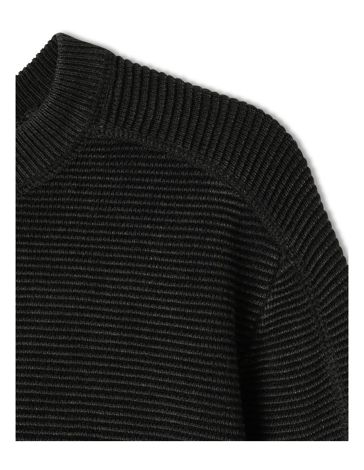 Knitted Ottoman Jumper image 4