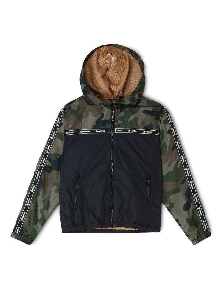 Camo Sporty Jacket image 1