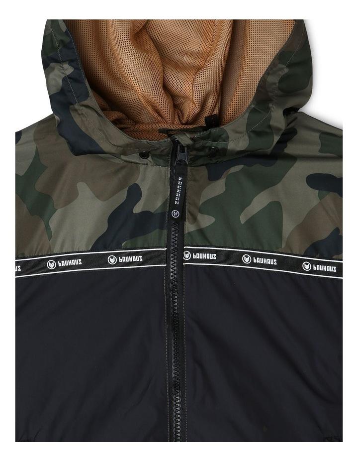 Camo Sporty Jacket image 2