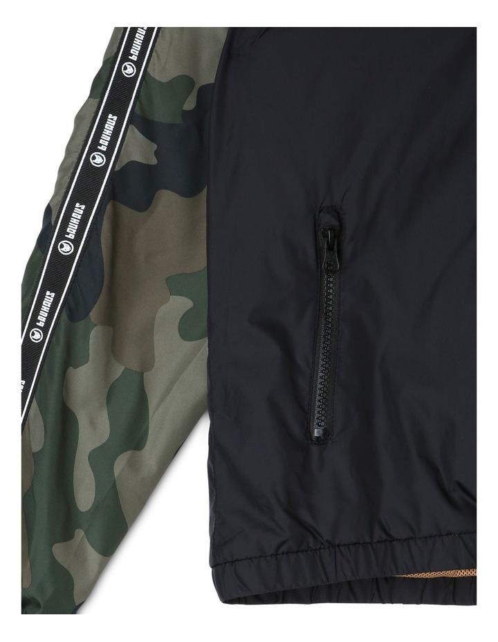 Camo Sporty Jacket image 3