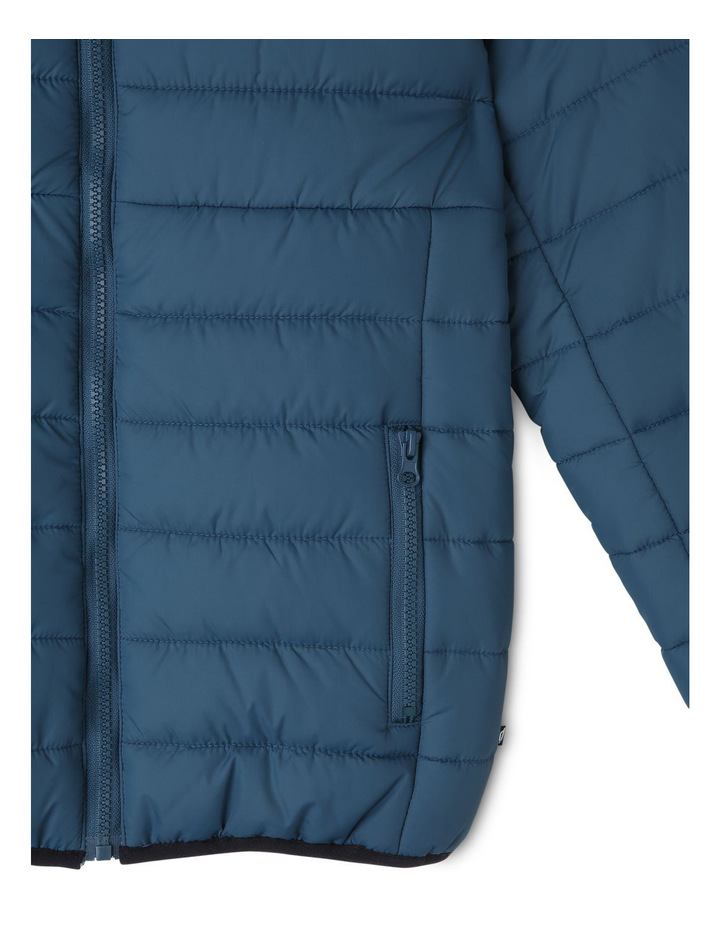 Quilted Puffer Jacket image 3