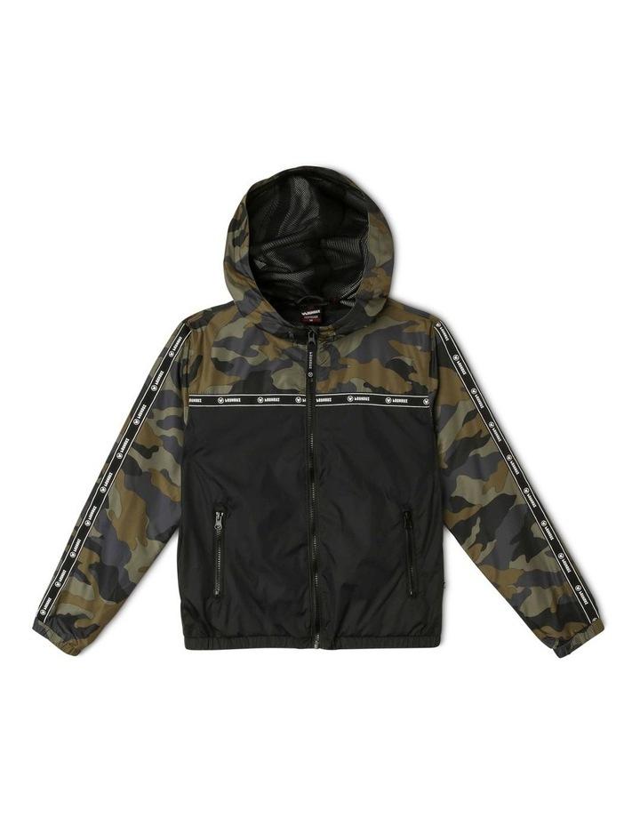 Camo Zip Jacket image 1