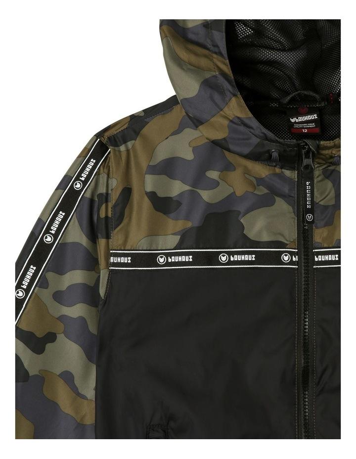 Camo Zip Jacket image 2