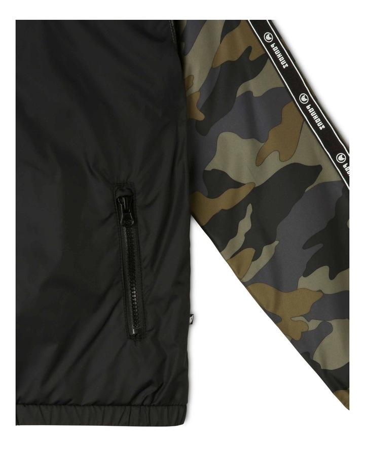 Camo Zip Jacket image 3