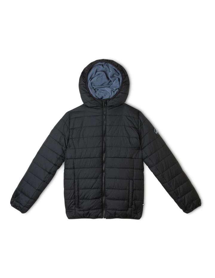 Hooded Puffer Jacket image 1