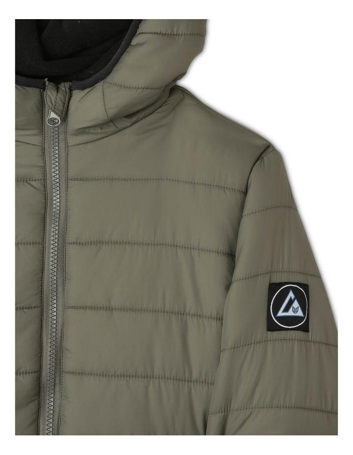 Hooded Puffer Jacket image 2