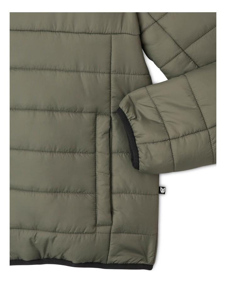 Hooded Puffer Jacket image 4
