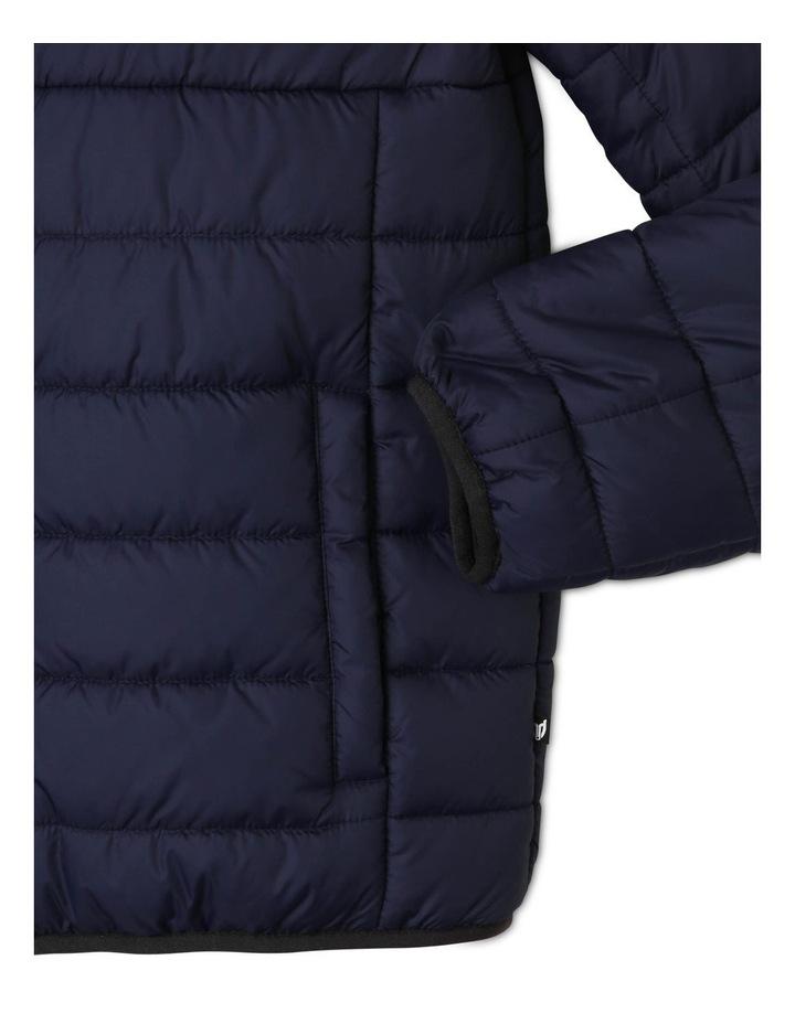 Hooded Puffa Jacket image 3