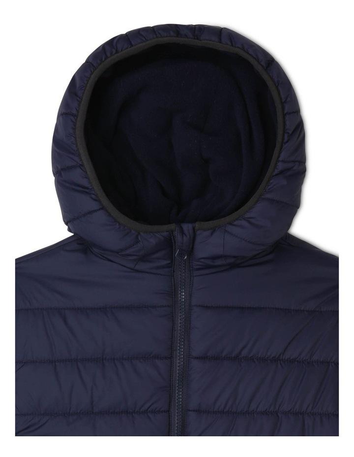 Hooded Puffa Jacket image 4