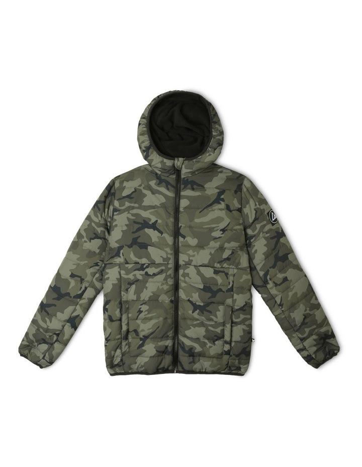 Hooded Puffer Jacket image 1