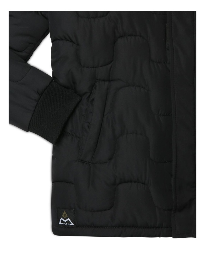Hooded Puffer Coat image 2