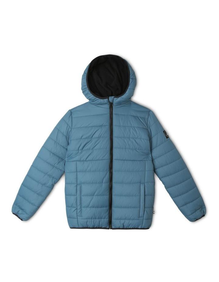 Hooded Puffa Jacket image 1