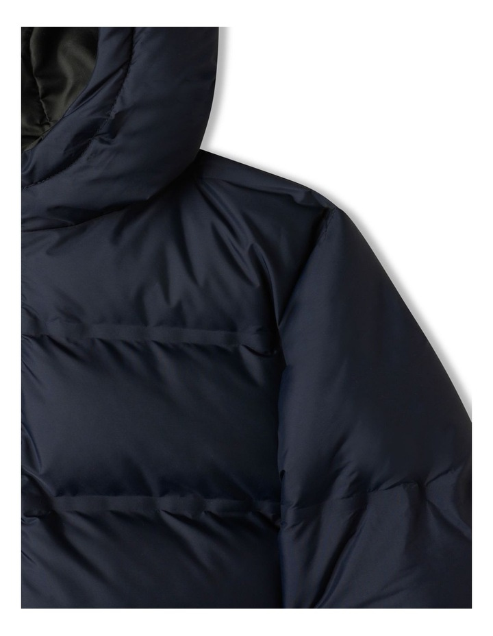 Puffer Jacket with Hood image 2