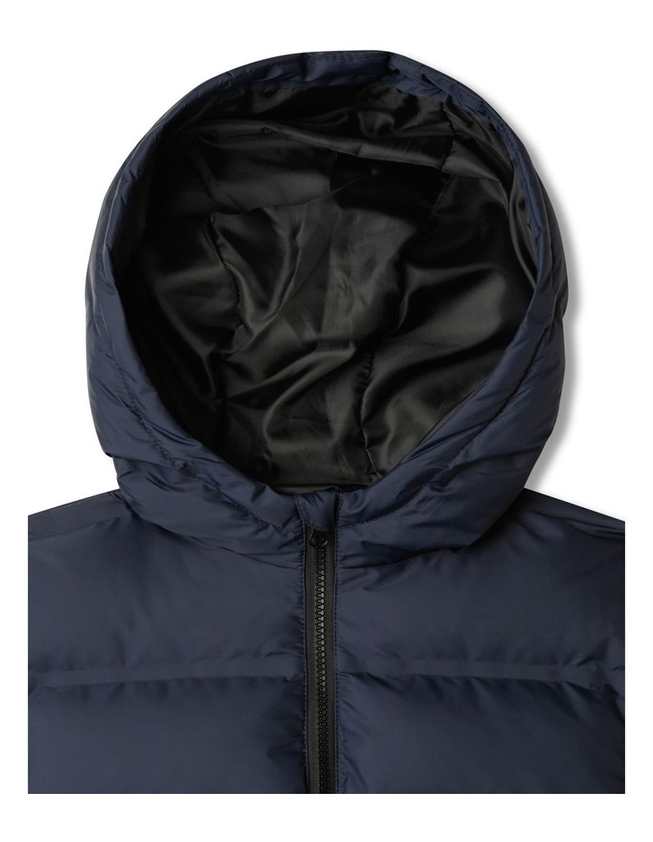 Puffer Jacket with Hood image 3