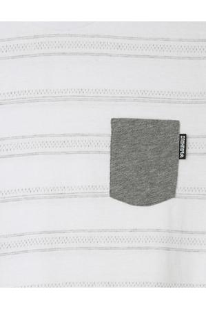 Bauhaus - Jacquard Tee with Pocket
