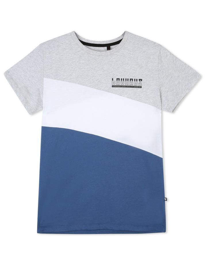 Spliced T-Shirt image 1