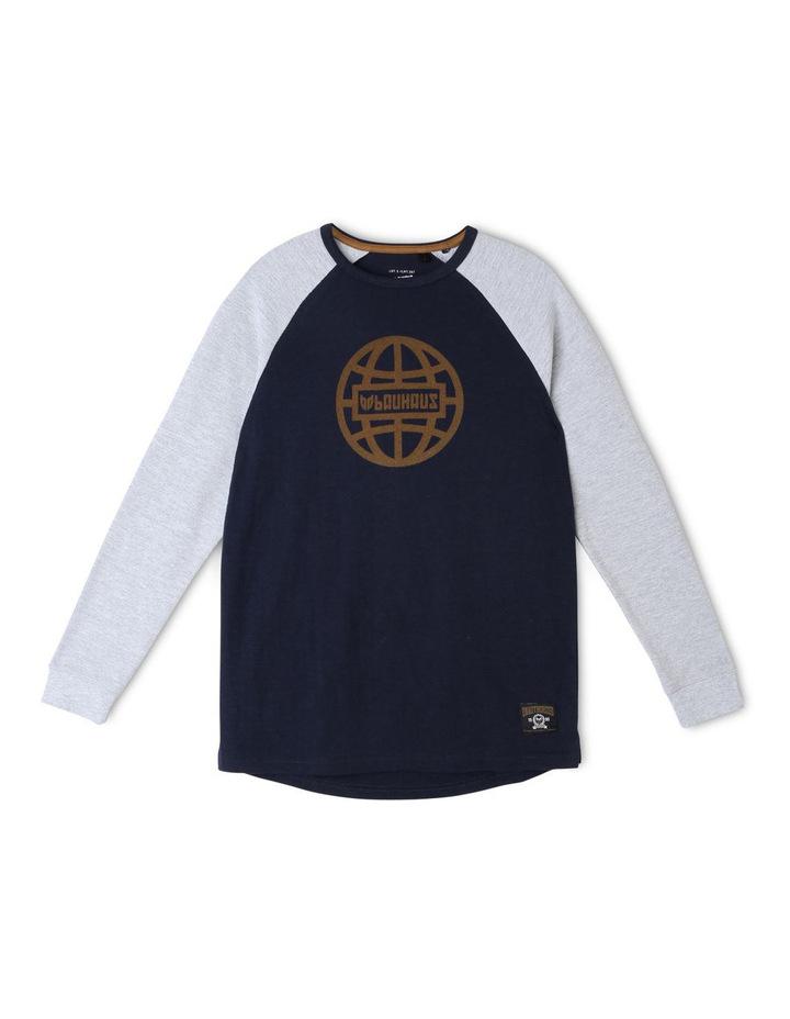 Waffle Long Sleeve T-Shirt image 2