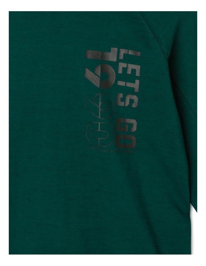Hooded Long Sleeve T-Shirt image 2