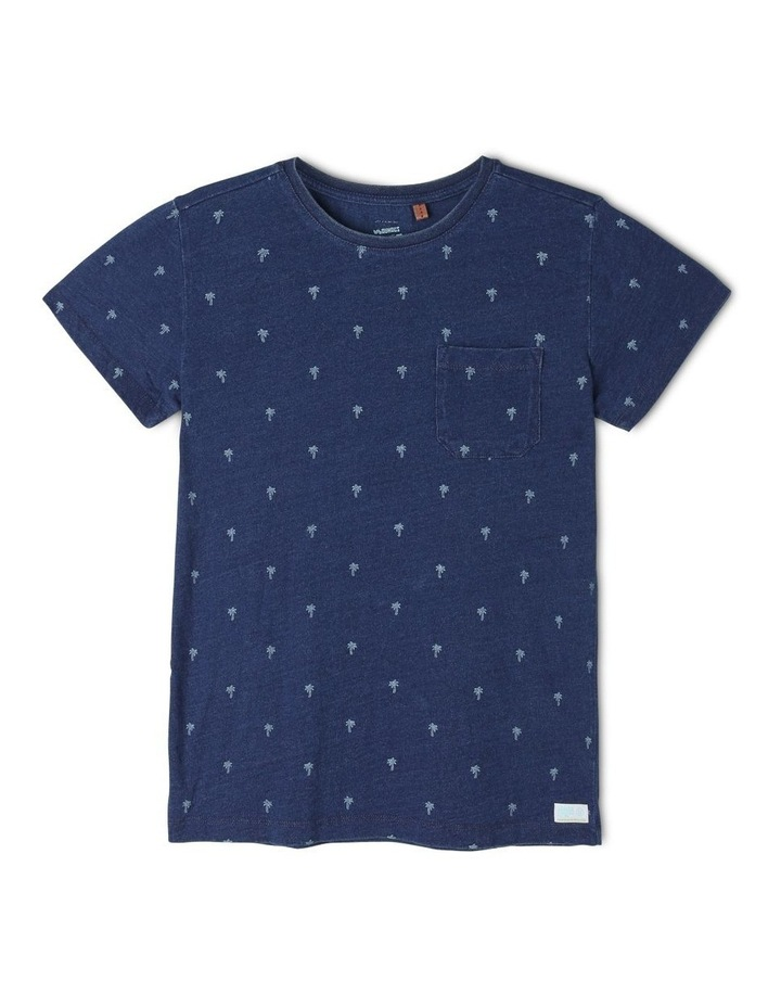 Palm Tree Printed T-Shirt image 1