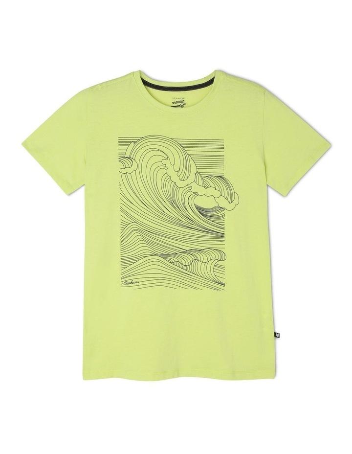 Essentials T-Shirt - Waves image 1