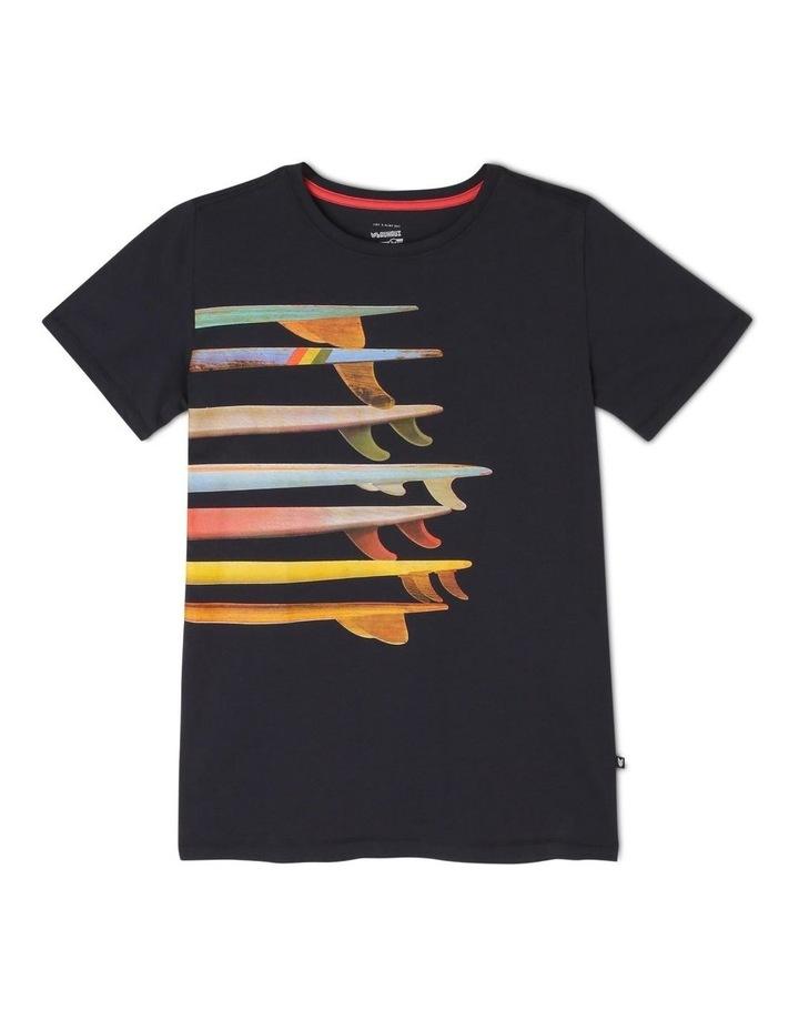 Essentials T-Shirt - Surfboard image 1
