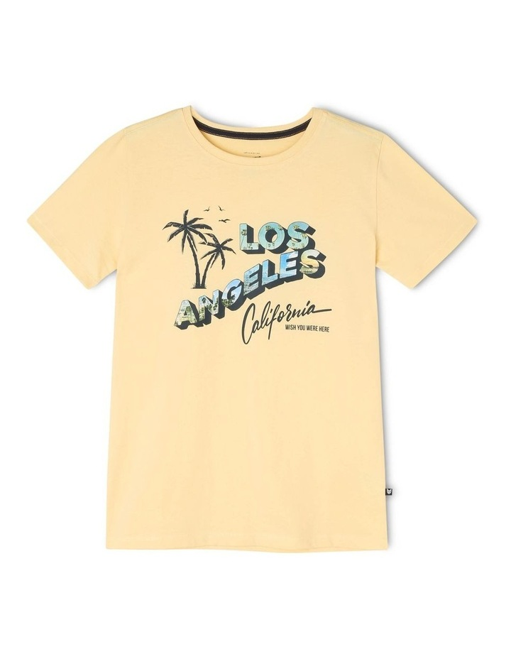 Essentials T-Shirt - Los Angeles image 1