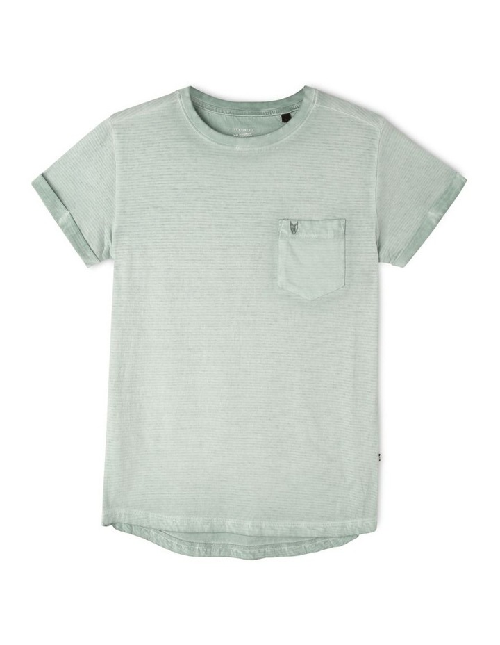 Garment Washed T-Shirt image 1