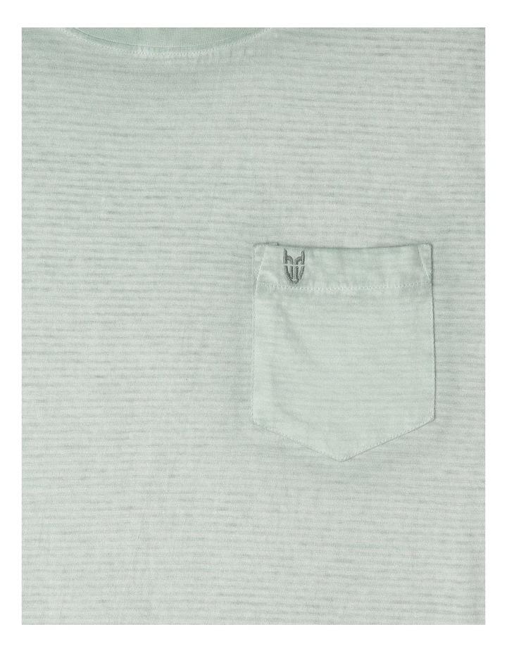 Garment Washed T-Shirt image 2