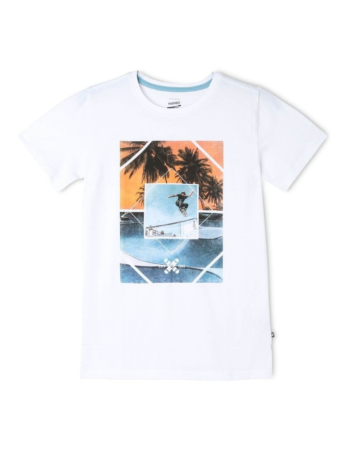 Skate Boarder Essential T-Shirt image 1