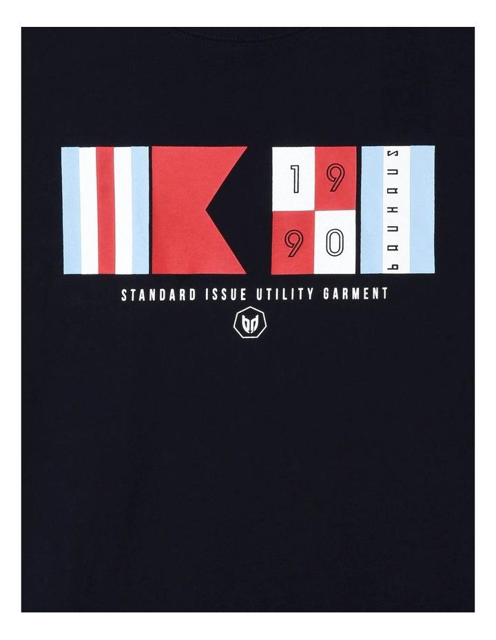 Nautical Flags Essential T-Shirt image 2