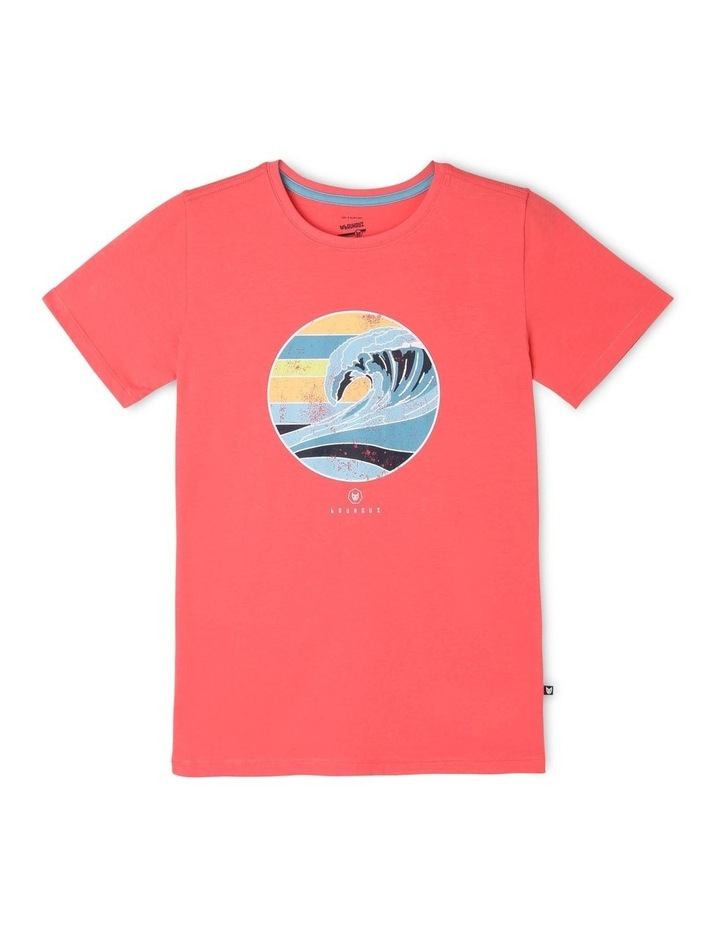 Circle Wave Essential T-Shirt image 1