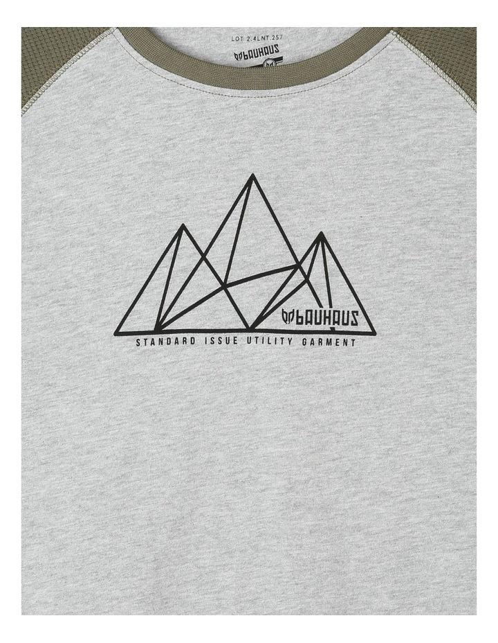 Waffle Long-Sleeve T-Shirt image 2