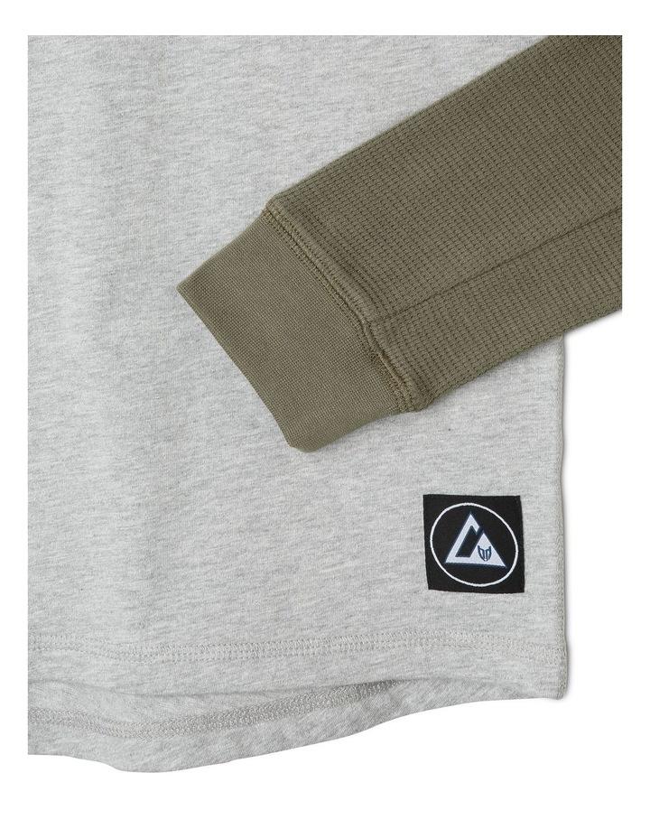 Waffle Long-Sleeve T-Shirt image 3