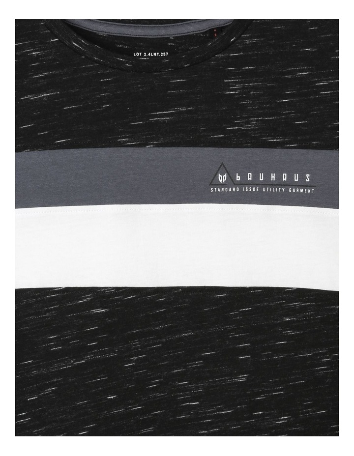 Long-Sleeve Panel T-Shirt image 2
