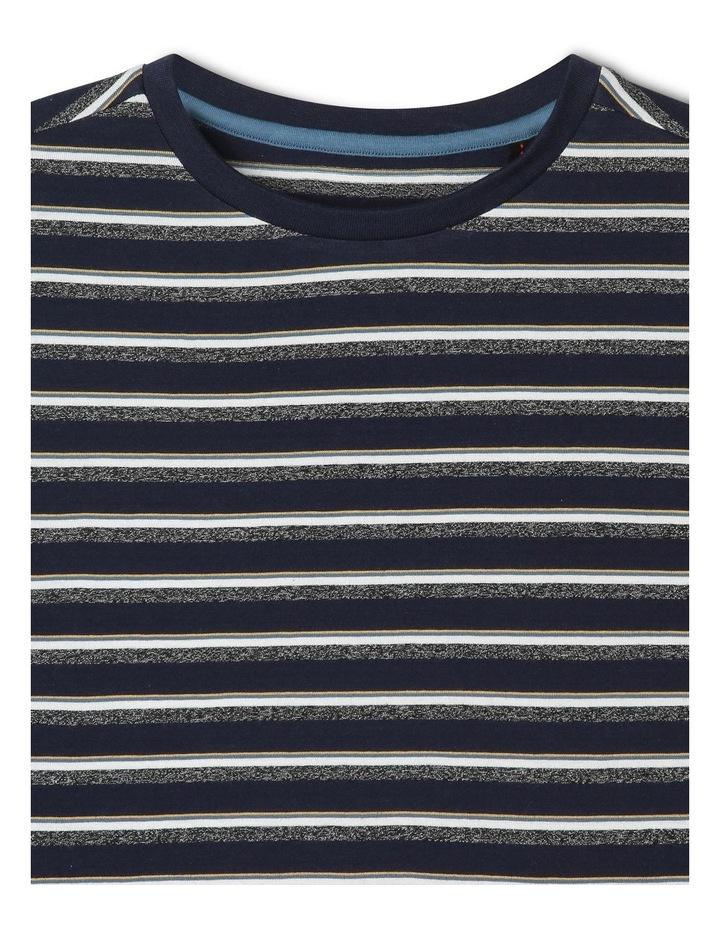 Long-Sleeve Stripe T-Shirt image 3