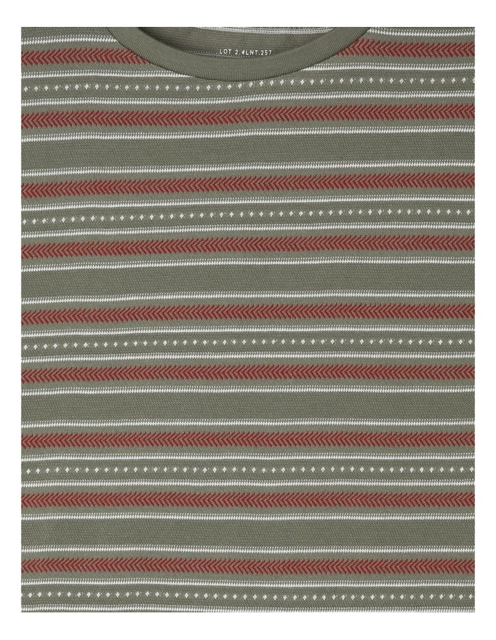 Long-Sleeve Striped T-Shirt image 2