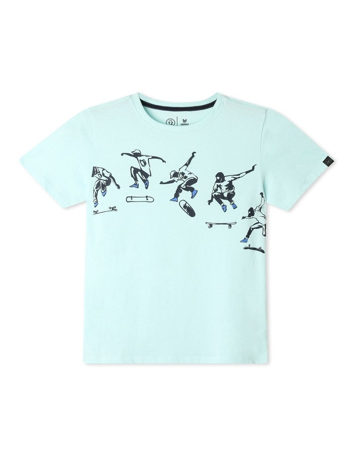 Essentials Short-Sleeve Print T-Shirt image 1
