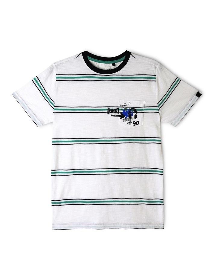 Engineered Stripe T-Shirt image 1