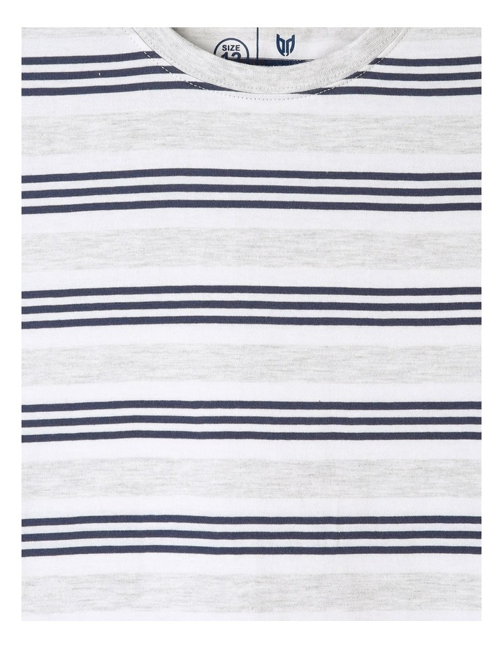 Stripe T-shirt image 2