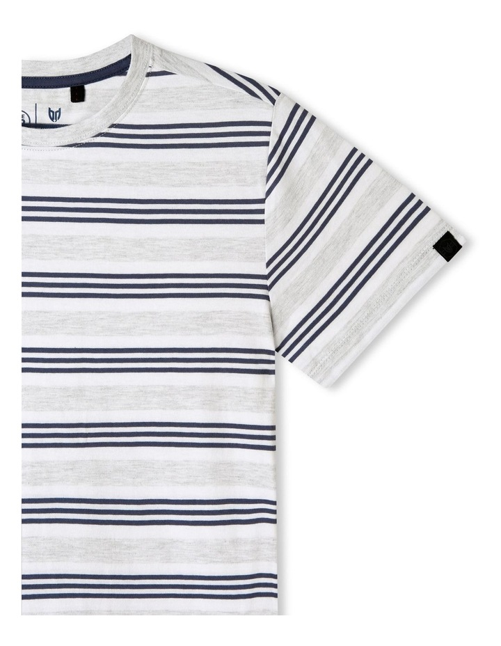 Stripe T-shirt image 3