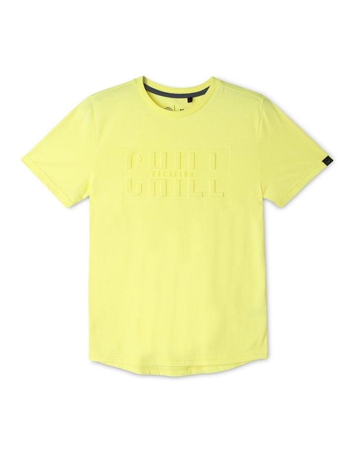 Embossed T-shirt image 1