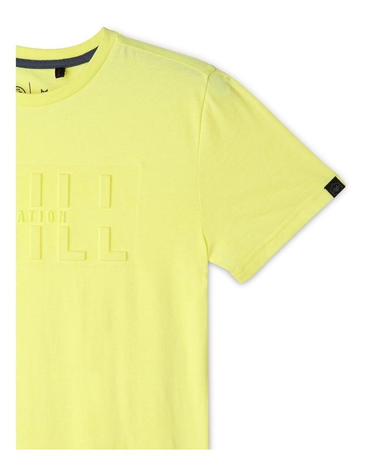 Embossed T-shirt image 3