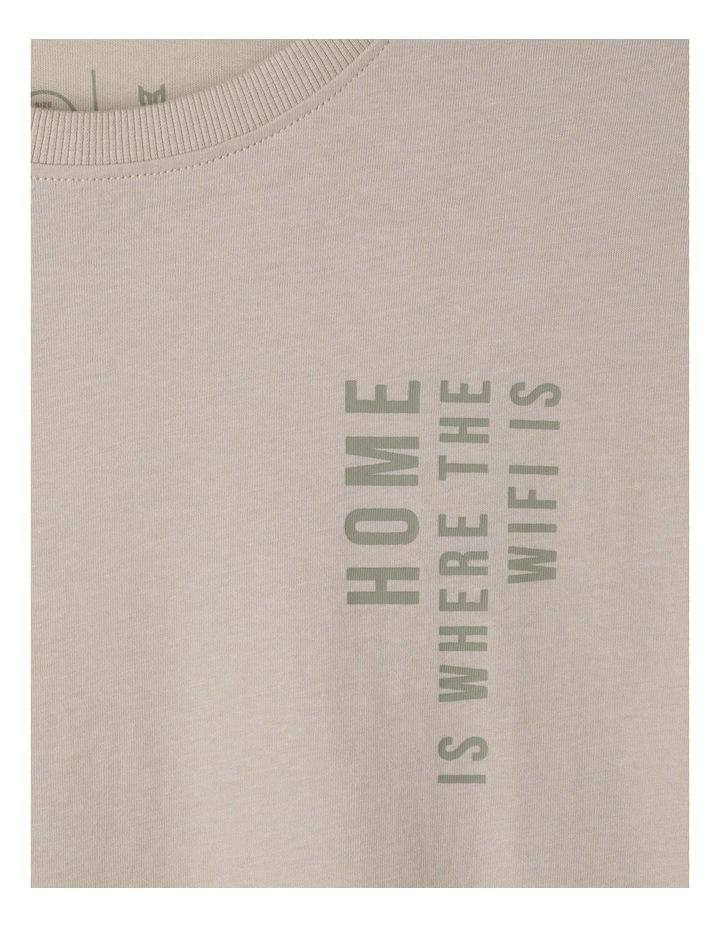 Print T-shirt image 2
